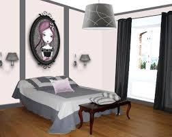 chambre baroque fille chambre et noir baroque maison design bahbe com