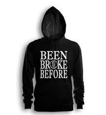 been before hoodie black
