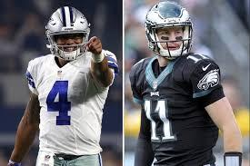 eagles vs cowboys predictions betting lines and tv radio