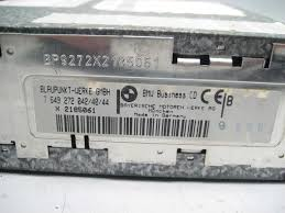 bmw e46 3 series business cd radio factory stock oem head unit