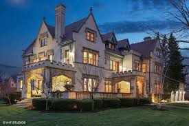 European Homes Enormous Limestone Mansion In Oak Park Lists For 2 5m Curbed