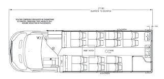 school bus floor plan school buses for every budget