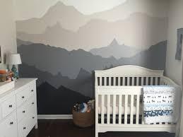 Neutral Baby Nursery Woodland Nursery Gender Neutral Woodland Nursery Diy Gray And