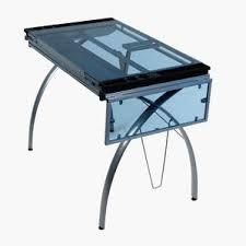 Glass Drafting Tables Grey Craft U0026 Sewing Tables You U0027ll Love Wayfair