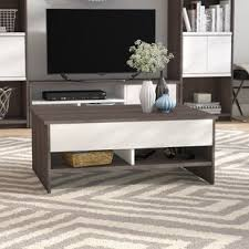 Lift Top Coffee Tables Storage Lift Top Coffee Tables You Ll Wayfair