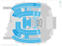 Arrowhead Stadium Map Taylor Swift U0027s Reputation Stadium Tour Tickets Sale Megathread