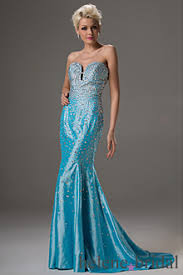 ice blue prom dresses 2010 helenebridal com