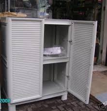 armadietti in pvc armadio resina tuttopiani il piu forte pvc x esterno 70x92x39