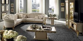 Livingroom Design by Arredoclassic Made In Italy Classic Furnitures