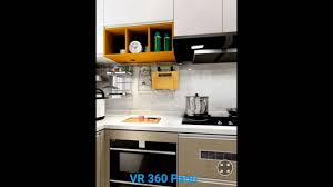 vr 360 pano 3d kitchen design kd max youtube