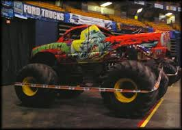 devastator monster truck