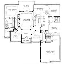 custom house floor plans one story house floor plans one floor house designs one pulte