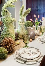 Diy Table Decorations Easter Decor Craft U2013 30 Lovely Craft Ideas Including Table