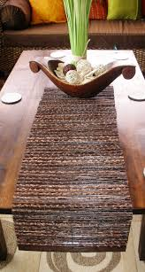 bali twig table runner for the coffee bar from the world market