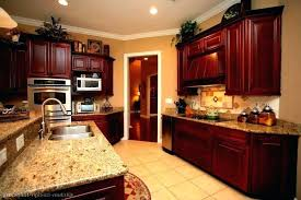 kitchen color ideas with cherry cabinets kitchen wall color ideas cherry cabinets looksisquare com