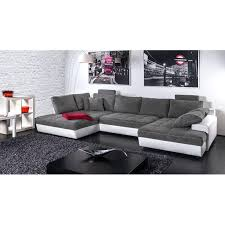 canape angle microfibre gris canape angle convertible microfibre canapac panoramique marit