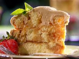 caramel cake recipe paula deen food network