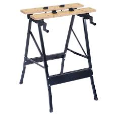 folding work bench table tool garage repair workshop work