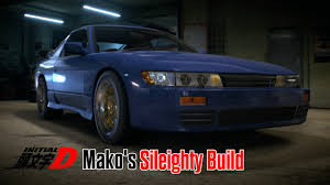 nissan sileighty need for speed 2015 initial d mako u0027s sileighty build youtube