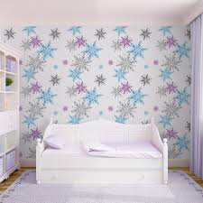 disney frozen snowflake pattern metallic childrens wallpaper 70 541 disney frozen snowflake pattern metallic motif childrens wallpaper 70 541