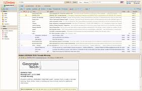 review zimbra webmail u2014 paulstamatiou com