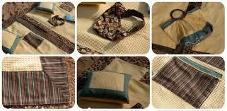 cucire un cuscino cucire un set da mare borsa telo cuscino e fascia tutorial