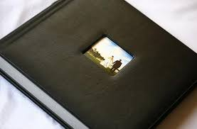 leather wedding photo album flush mount wedding album design wedding album design album