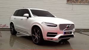 brand new volvo new 2015 volvo xc90 first presentation youtube
