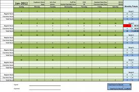 Excel Work Timesheet Template Timesheet Templates Excel 1 2 4 Week Versions Tool Store