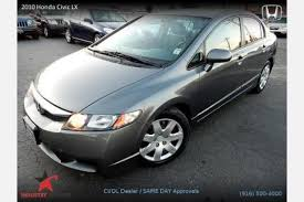 2010 honda civic for sale used 2010 honda civic for sale pricing features edmunds