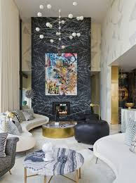 Moderne Wohnzimmer Design Modern Sofas In Living Room Projects By Kelly Wearstler Moderne