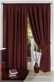 Burgundy Living Room Decor Stunning Marvelous Burgundy Curtains For Living Room Modern