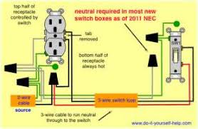 wiring diagrams multiple receptacle outlets u2013 do it yourself help