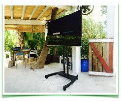 tv rentals in miami soho beach house event