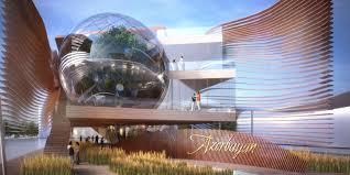 azerbaijan pavilion expo 2015 by simmetrico network 02