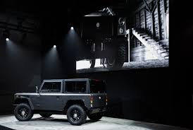photo reveal the bollinger b1 all electric sut gear patrol