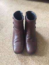 womens boots pavers pavers 100 leather boots for ebay
