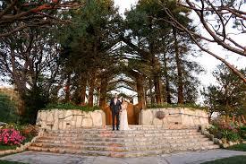 wayfarer chapel wedding des chris wedding ceremony at wayfarer s chapel desiree