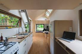 Tiny Home Luxury Luxurious Tiny Home Lets Owner Live Off Grid And Rent Free Tiny