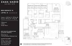 West 10 Apartments Floor Plans by Floorplan For 520 West 28th Street 15 Weѕт Cнelѕea Nyc
