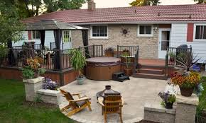 Backyard Patio Cover Ideas Backyard Covered Outdoor Kitchens And Patios Patio And Deck