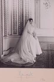cecil beaton wedding portrait of hrh princess margaret in
