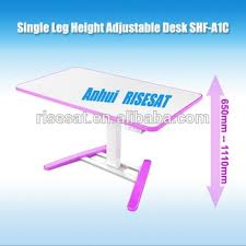 small electric standing desk single column electric standing desk for small space using buy