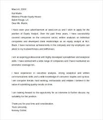 sample professional cover letter example 9 free documents in