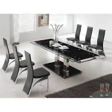 black glass kitchen table glass dining table and fresh black glass dining table wall