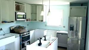 kitchen cabinet refacing cost kitchen cabinet installation cost home depot kitchen cabinets