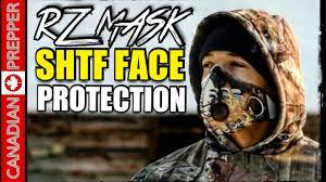 Rz Mask Rz Mask Practical Shtf Gear Youtube