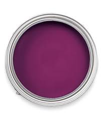 decorating with purple real simple