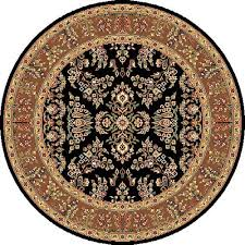 black and tan area rugs bellacor
