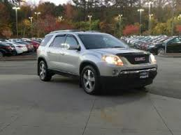 2012 Gmc Acadia Interior Used Gmc Acadia For Sale Carmax